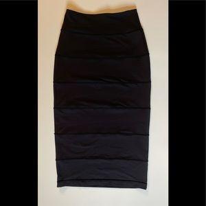 Lululemon Yoga Over Skirt